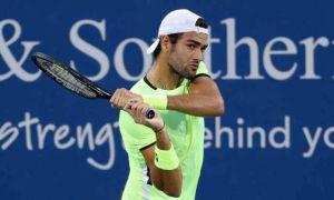 Cincinnati Open 2021: Matteo Berrettini vs. Felix Auger-Aliassime Tennis Pick and Prediction
