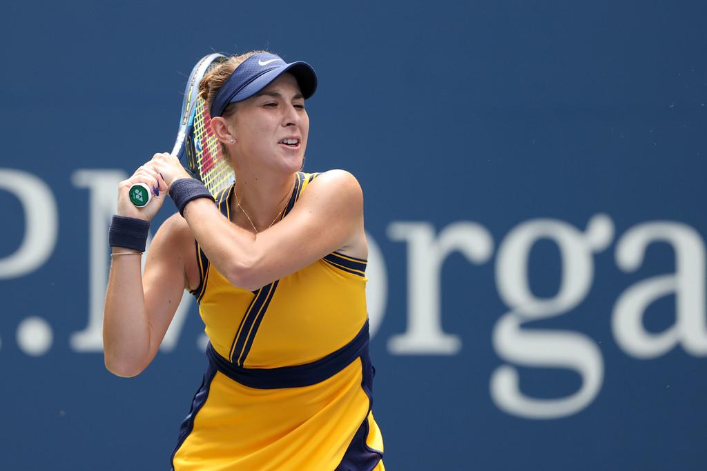 US Open 2021: Belinda Bencic vs. Martina Trevisan Tennis Pick and Prediction