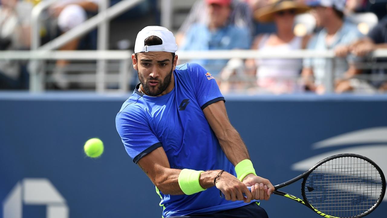 US Open 2021: Matteo Berrettini vs. Corentin Moutet Tennis Pick and Prediction