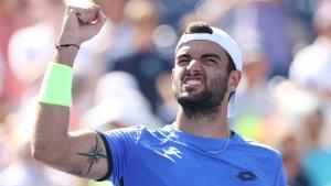 US Open 2021: Matteo Berrettini vs Oscar Otte Tennis Pick and Prediction