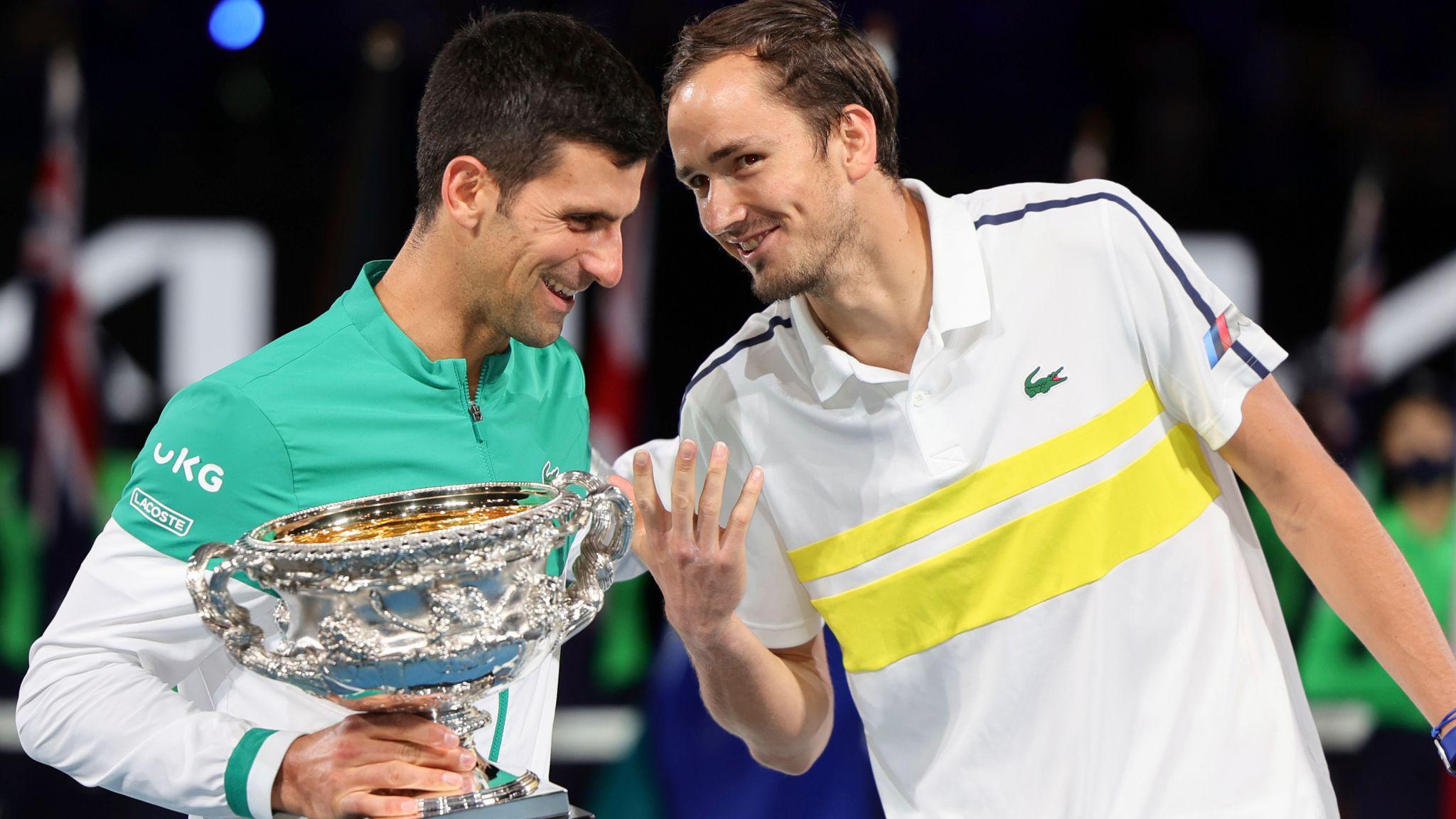 US Open 2021: Novak Djokovic vs Daniil Medvedev Tennis Prediction and Pick