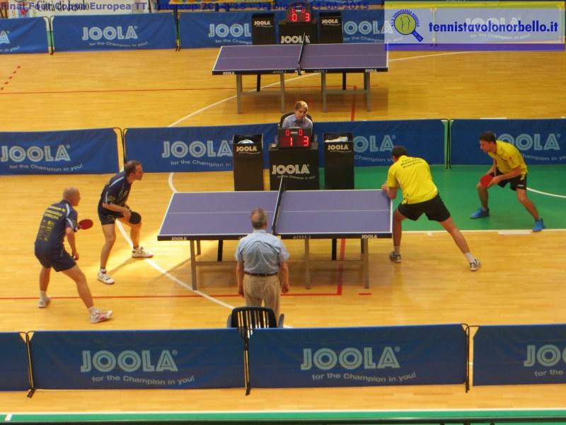 Il duo Lucesoli - Kuznetsov ha totalizzato due vittorie su tre