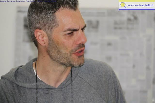 Simone Carrucciu (Foto Gianluca Piu)