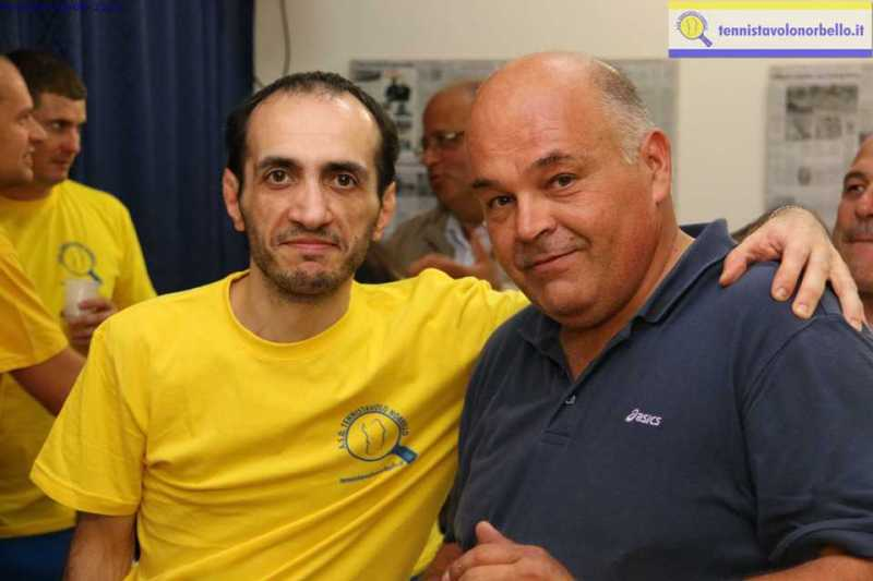 Alberto Cualbu e Gianluca Piu