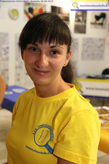 Ganna Farlandaska (Foto Gianluca Piu)