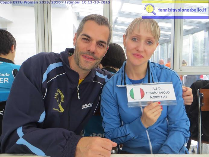 Irina Baghina giocherà a Novara