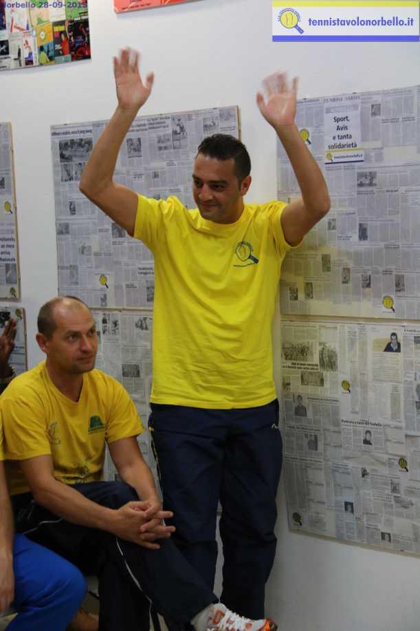Max Mondello Tennistavolo Norbello 28-09-2015 - 1