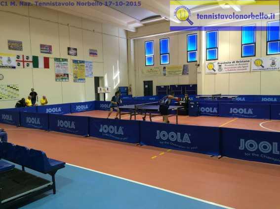 Tennistavolo Norbello 17-10-2015 - 2