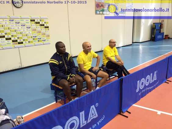 Tennistavolo Norbello 17-10-2015 - 3