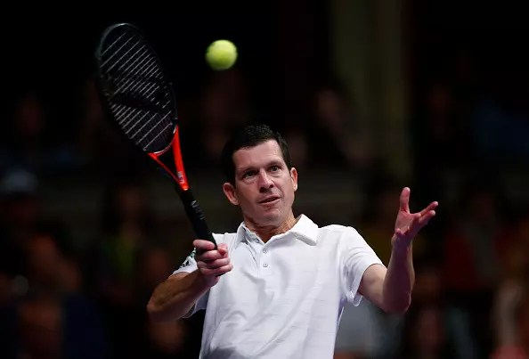 Henman to the rescue