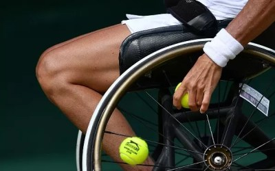 The Wheelchair World Team Cup