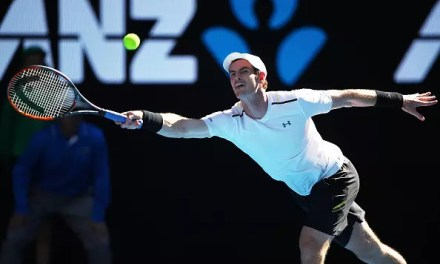 Nervy start for Murray