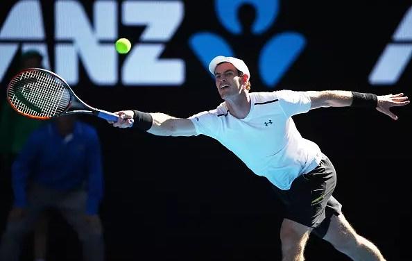 Nervy start for Murray