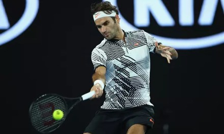 Federer makes welcome return