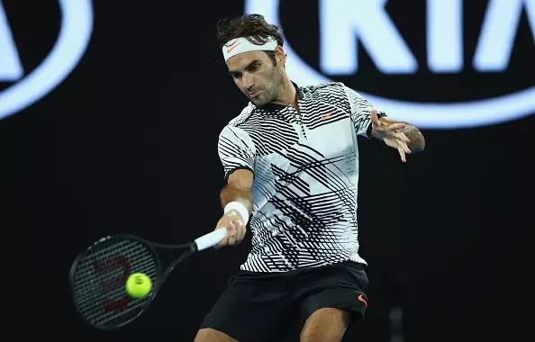 Federer makes welcome return