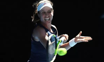Konta demolishes Dane