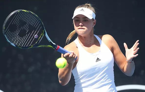 Appleton reaches AO Junior quarter-finals