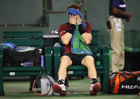 Murray now doubtful for Davis Cup