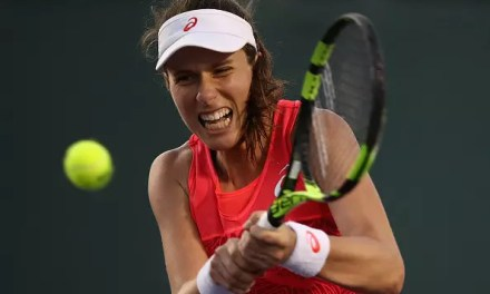 Konta scores another positive win