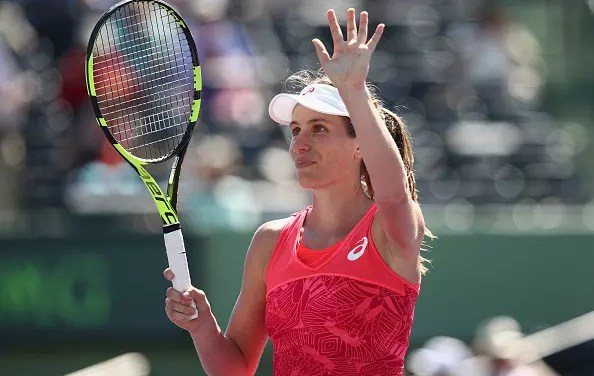 Konta's grit sees her through