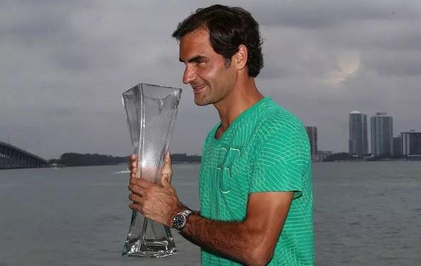 Federer conquers Miami