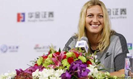 Kvitova ready to return