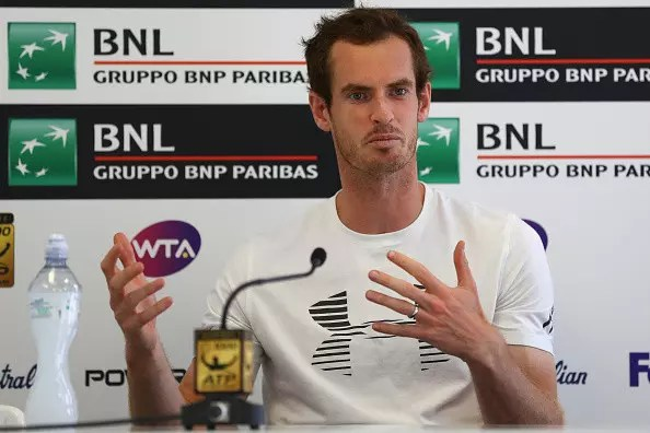Another early loss for Murray