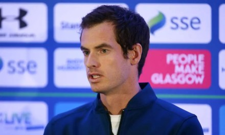 Murray hints at Cup return