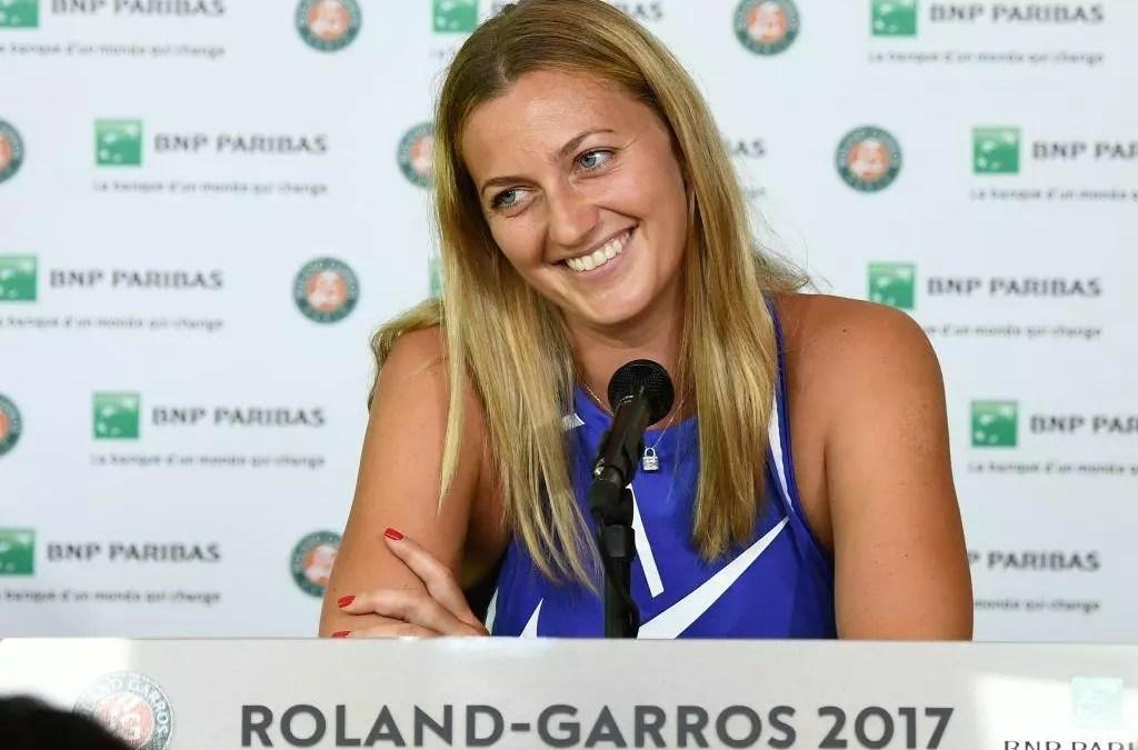 French Open   Kvitova's comeback