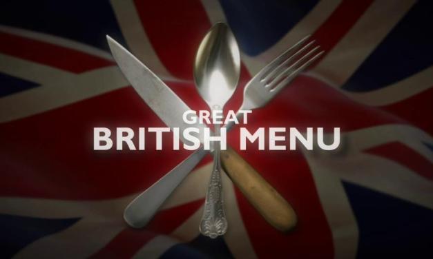 Great British Menu   Gordon Reid MBE appears on BBC show