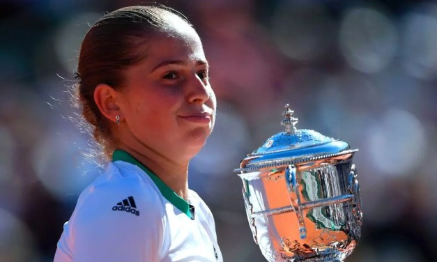 French Open | Ostapenko blasts her way to victory