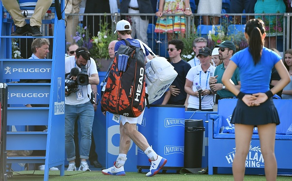 Raonic loses to 698th-ranked Kokkinakis at Queen's