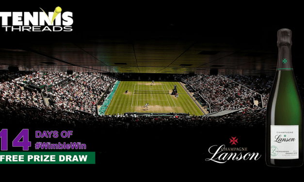 Win with #WimbleWin Day 1 | Lanson Champagne