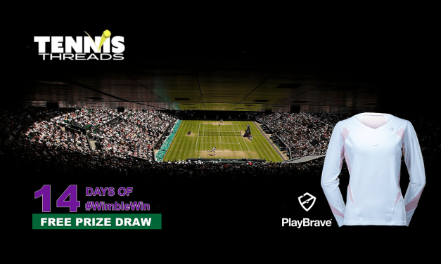 Win with #WimbleWin Day 14 | PlayBrave