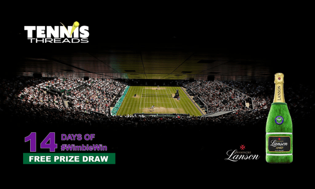 Win with #WimbleWin Day 8 | Lanson Champagne