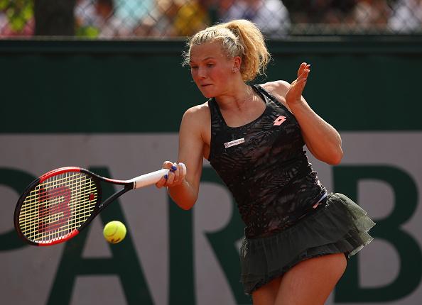 Bastad | Siniakova stunns Wozniacki