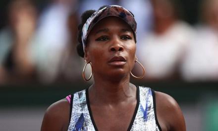 Palm Beach | Venus Williams at fault in fatal car crash