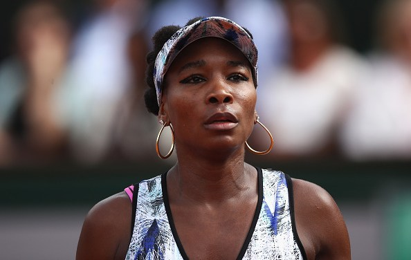 Palm Beach | Venus Williams at fault in fatal car crash