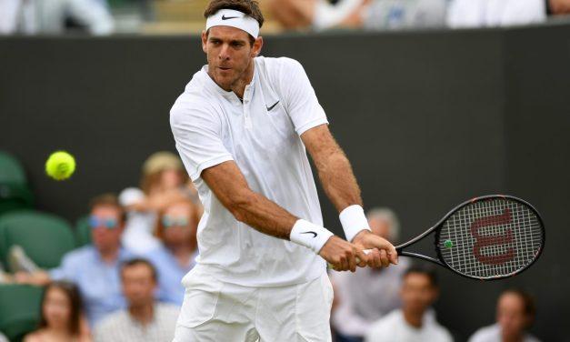 Wimbledon Day 4 | Del Potro suffers surprise loss