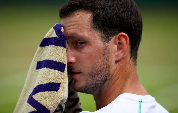 Wimbledon Day 2 | Ward and Klein find it tough