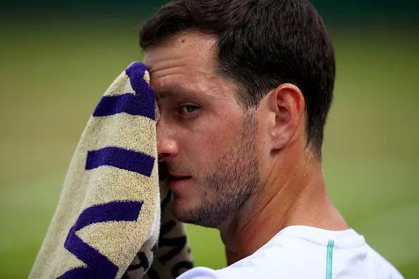 Wimbledon Day 2 | Ward and Klein find it tough