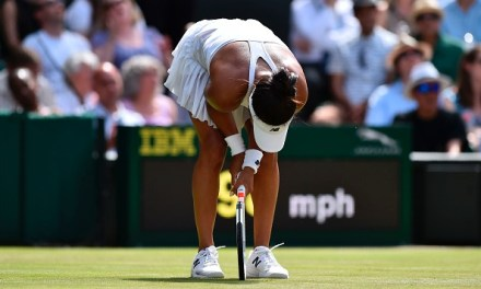 Wimbledon Day 5 | Watson loses battle with former world No1
