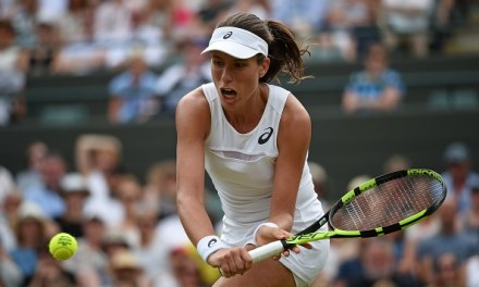 Wimbledon Day 5   Konta keeps the flag flying into second week