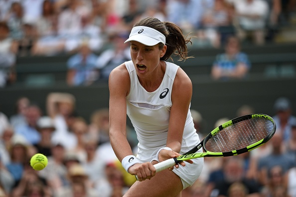 Wimbledon Day 5 | Konta keeps the flag flying into second week