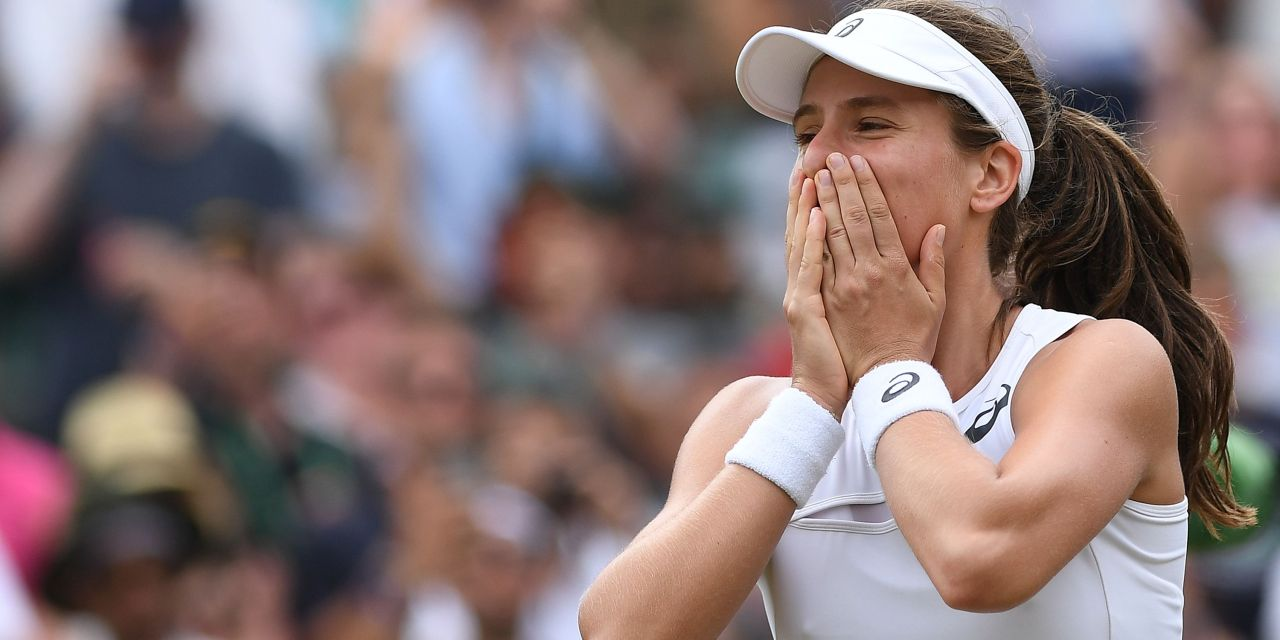 Wimbledon Day 7 | Konta rolls on