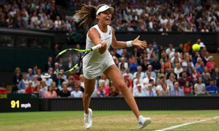 Wimbledon Day 10 | Konta's Odyssey ends
