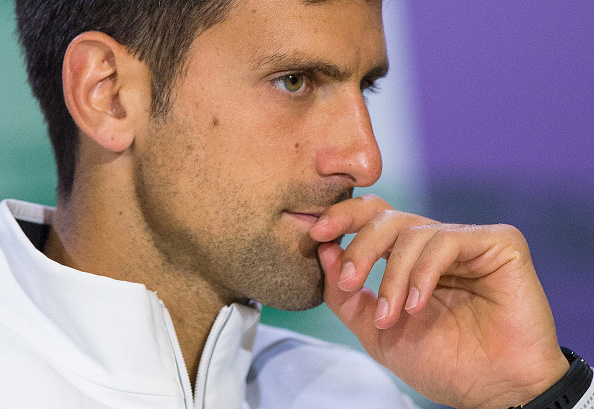 Tennis star Djokovic out injured until 2018