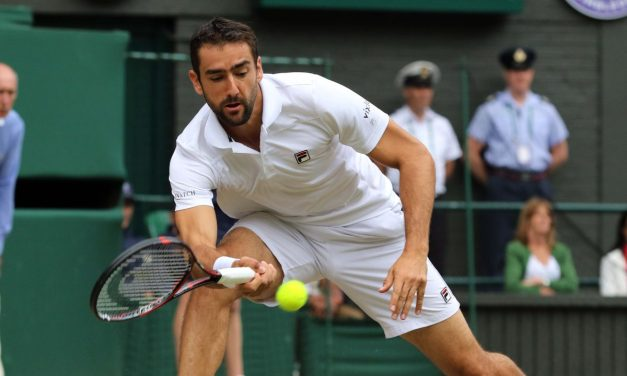 Wimbledon Day 11 | Cilic wins battle of big-servers