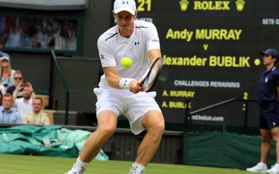 Wimbledon Day 1   Murray leads the way