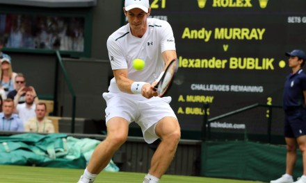 Wimbledon Day 2 | Murray looks ahead to second round